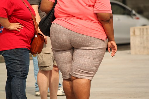 SOUTH AFRICA HAS THE HIGHEST OVERWEIGHT AND OBESITY RATE IN SUB-SAHARAN AFRICA!