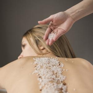 Bath Salts & Body Scrubs