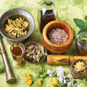 Herbal Tinctures, Herbal Blends and Tea