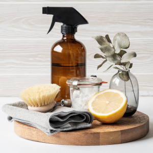 Toxic Free Home Cleaning and More
